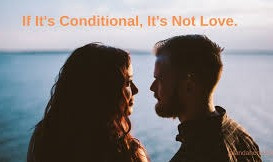 Mend the Marriage With Unconditional Love