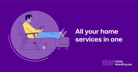 Utility Warehouse UW All Home Services in one