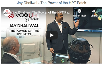 Power of the Voxxlife HPT Patch