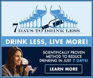 Go Dry for January - With the Help Of the DrinkLess Program