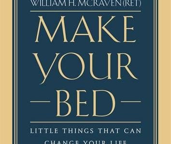 Review : Make Your Bed