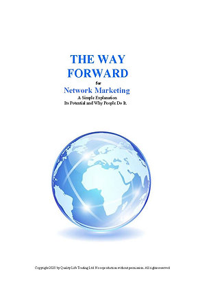 The Way Forward for Network Marketing pdf