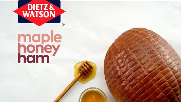Radin + Croney Dietz & Watson Maple Honey Ham Video