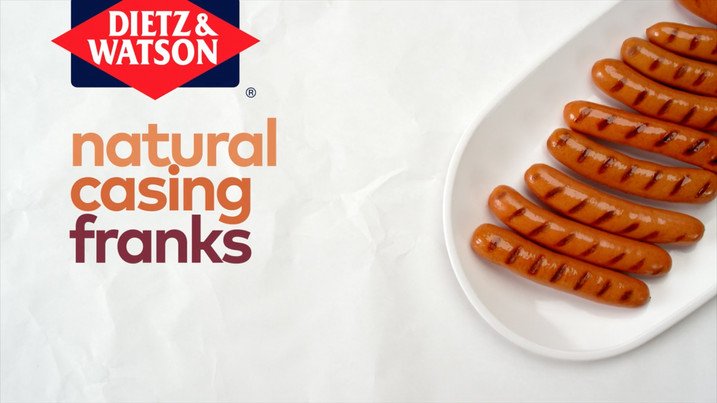 Radin + Croney Dietz & Watson Natural Casing Franks