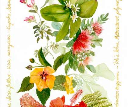 Hawiian Flora: Native and Sacred