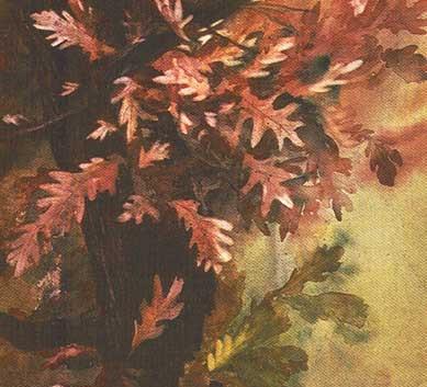 October Oaks I