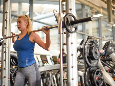 BLOG: 5 Top Tips for Getting Into Strength Training