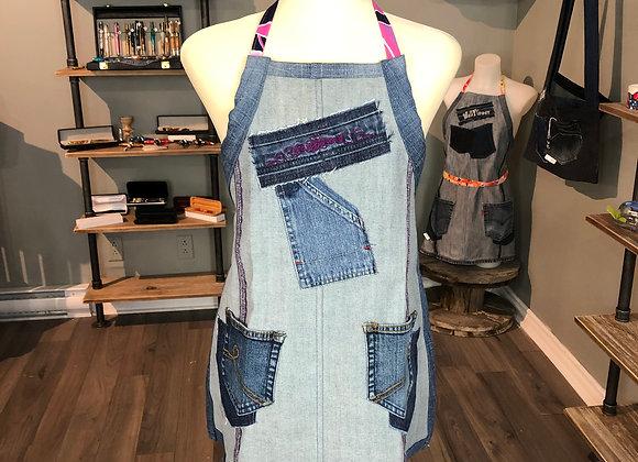 Tablier en jeans- ENFANT