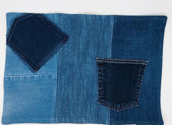 Napperon en jeans 06