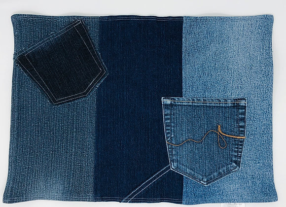 Napperon en jeans 08
