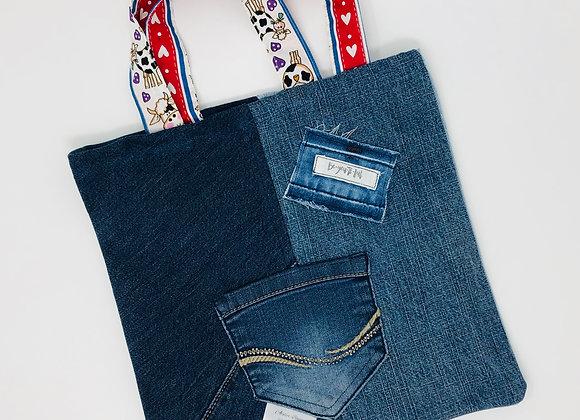 Sac-cadeaux en jeans 02