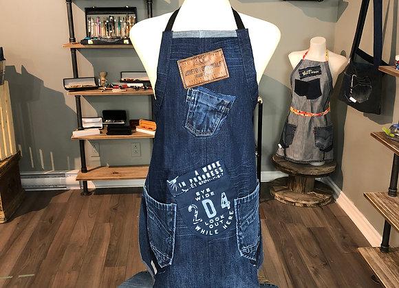 Tablier en jeans-ADO
