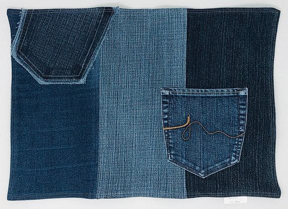 Napperon en jeans 07