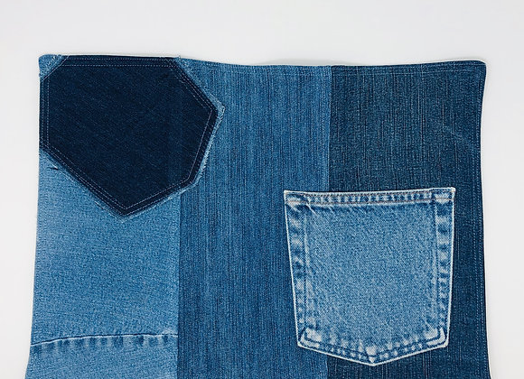 Napperon en jeans 04