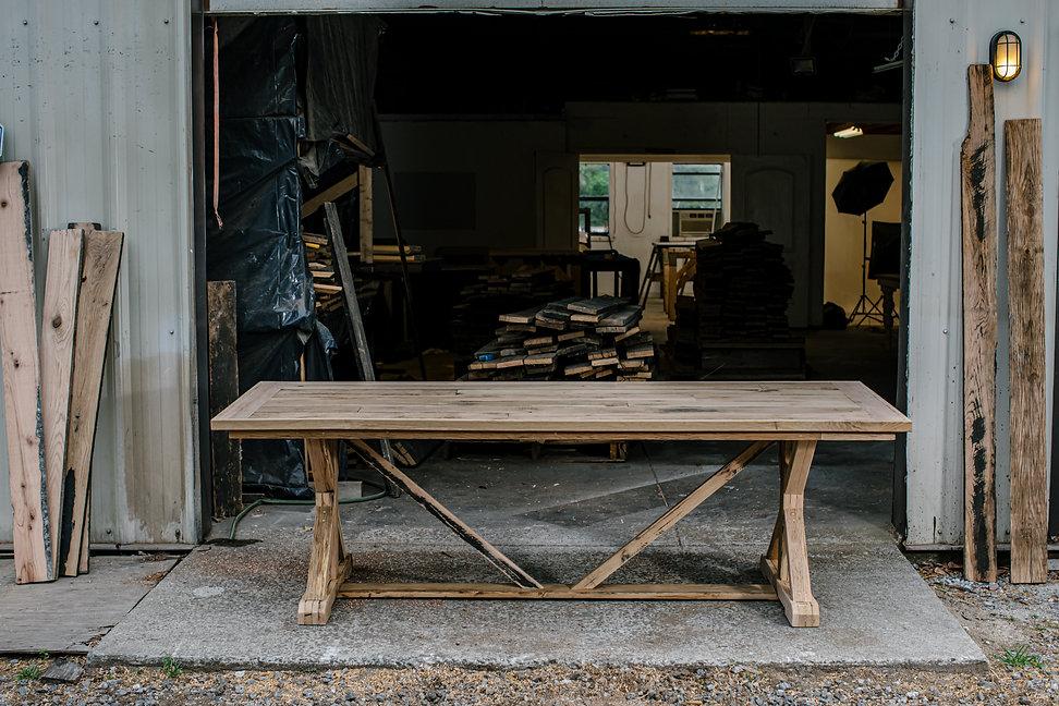 Salt Wood Co - Front & Center Portfolio