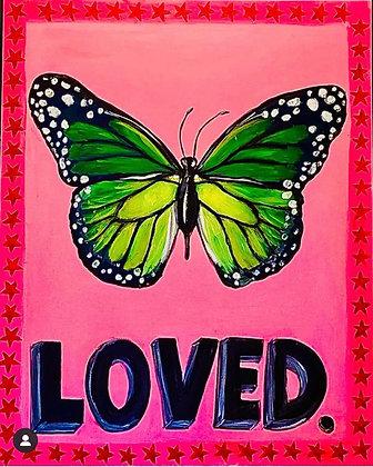 """""""Butterfly Love"""""""