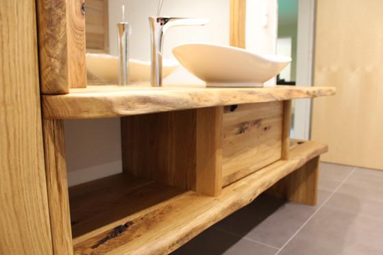 Eichenholz Bade-Zimmer