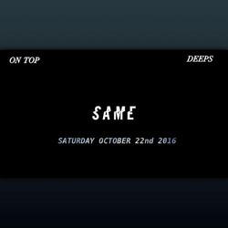 _samenightclub Oct 22nd. 📽__Alongside the one and only _thebarberhimself_djdeeps. _Mark the date fr