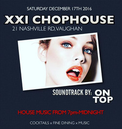 Catch me tonight on the wheels of steel at the one and only _xxichophouse in Kleinburg attached to t