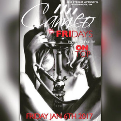 Start of the weekend right inside _cameo