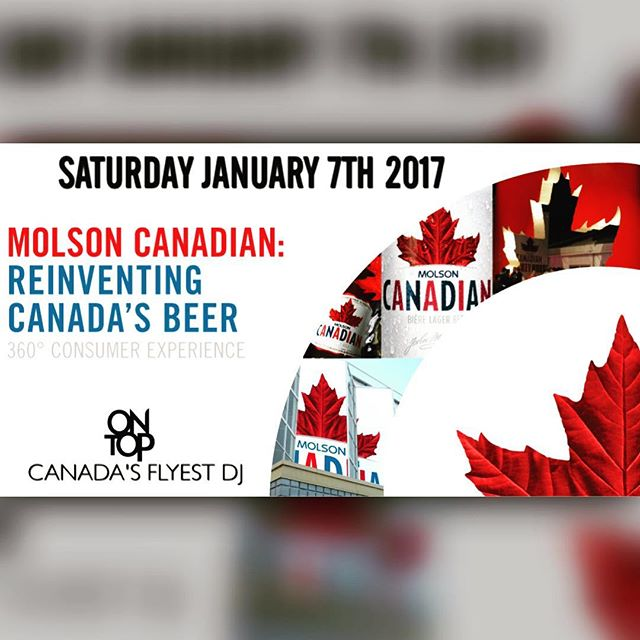 Great to be involved with _molsoncanadian Corporate Event today__sheratoncentretoronto