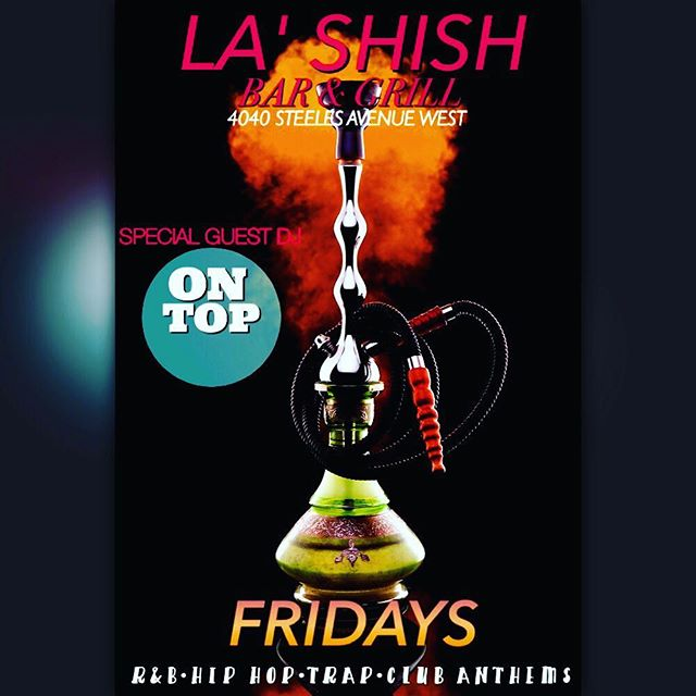 Catch me tmrw night inside Woodbriges' own _lashishbarandgrill1 as special guest DJ for the night. G