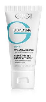 GiGi BIOPLASMA- 15% Azelaic Cream Problematic Skin 30 ml