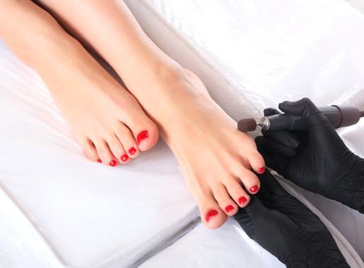 My first iPedicure and why I LOVED it!