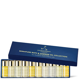 Aromatherapy Associates- Wellbeing Bath and Shower Oil Collection