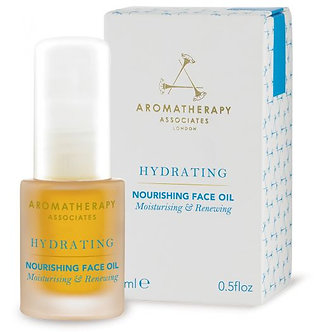 Aromatherapy Associates- Hydrating Nourishing Face Oil, 15 ml