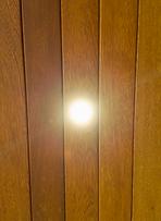 Luminarias en Machihembrado