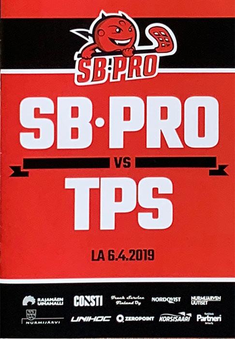 SB-Pro Käsiohjelma