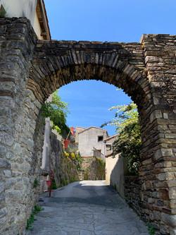 Village d'Hautpoul