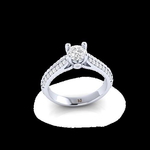 Nhẫn nữ KJF0517