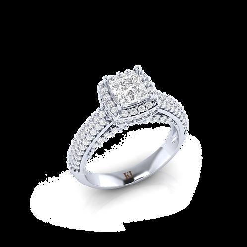 Nhẫn nữ KJF0519