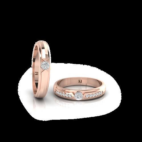 Nhẫn cưới KJW0158