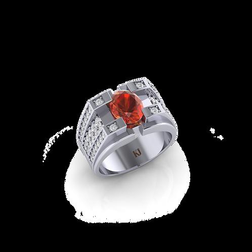 Nhẫn nam mặt đá KJM0725