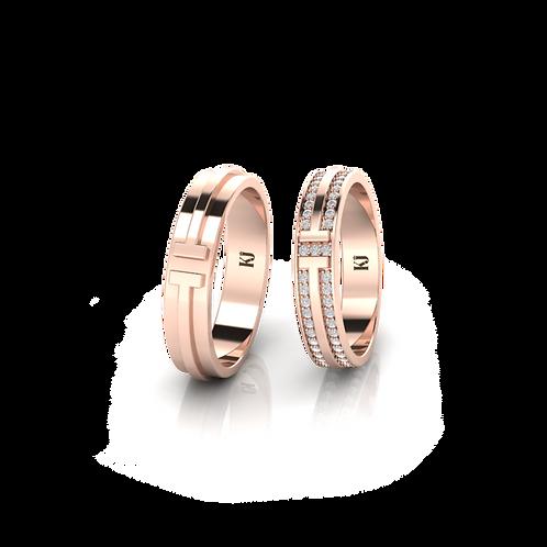 Nhẫn cưới KJW0268