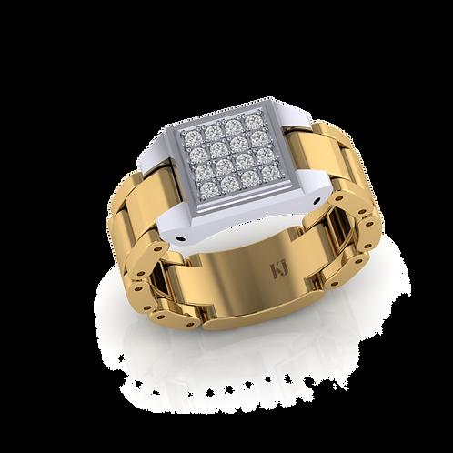 Nhẫn nam đồng hồ KJM0586