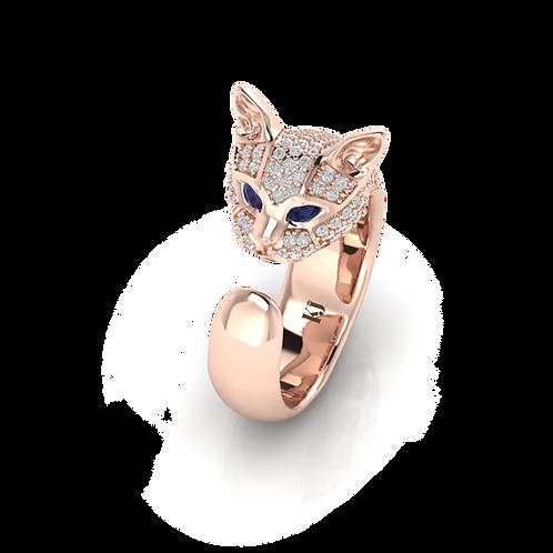 Nhẫn mèo KJF0724