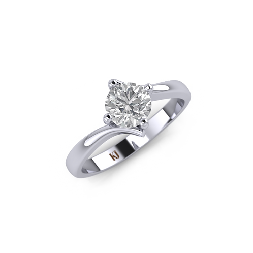 Nhẫn nữ thiết kế KJF0440
