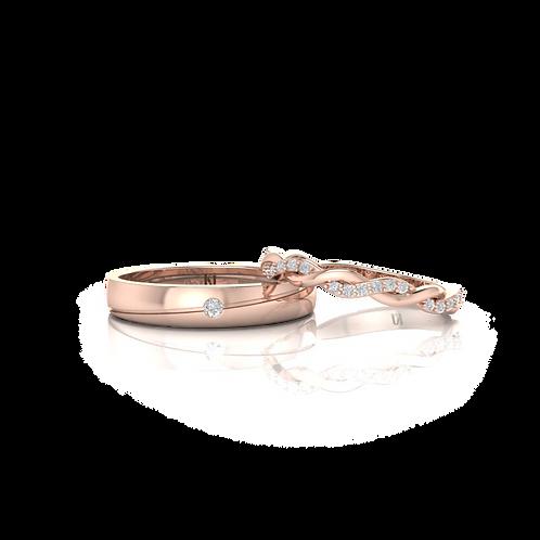 Nhẫn cưới đẹp KJW0309