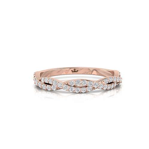 Nhẫn nữ thiết kế KJF0655