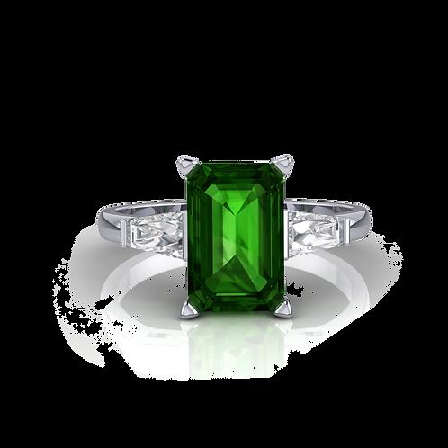Nhẫn nữ thiết kế KJF0660