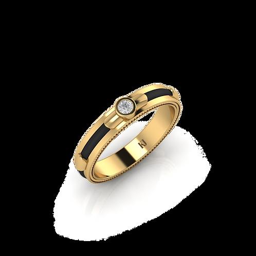 Nhẫn nữ lông đuôi voi KJF0665