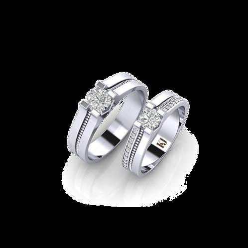 Nhẫn cưới đẹp KJW0300