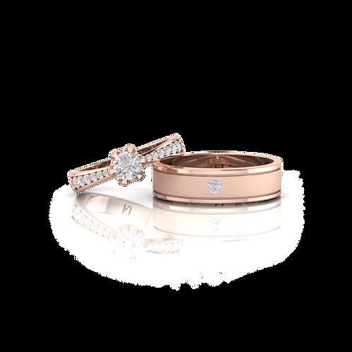 Nhẫn cưới đẹp KJW0310
