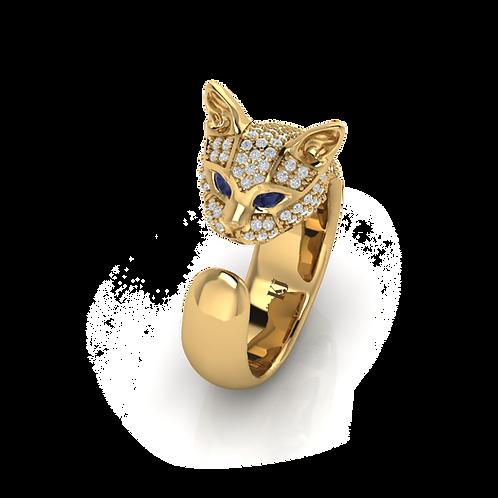 Nhẫn nam mèo KJM0724