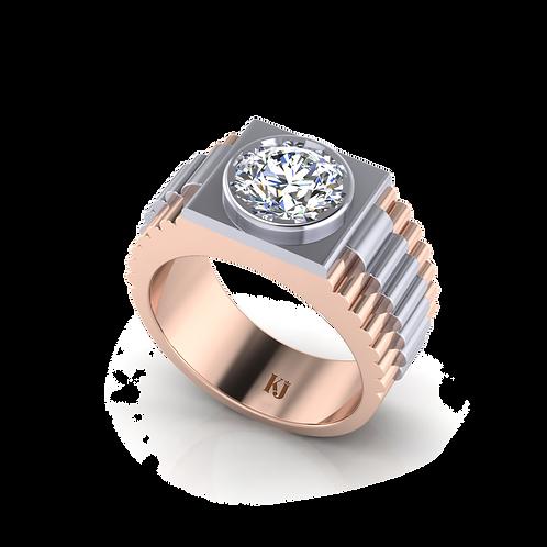 Nhẫn nam đồng hồ KJM0599