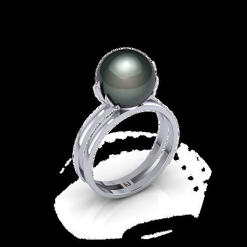 Nhẫn nữ ngọc trai KJF0555